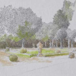 Stage de dessin en Provence : <br />La lumière à l'ombre des cigales