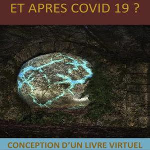 Et après covid 19 ? <br/>Conception d'un livre virtuel